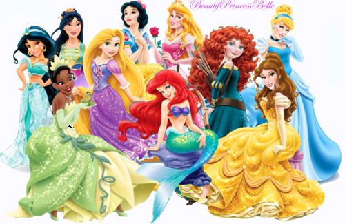 Sơ yếu lý lịch của một loạt công chúa Disney 5