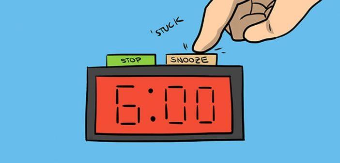 Làm thế nào để dậy sớm hơn mỗi ngày?