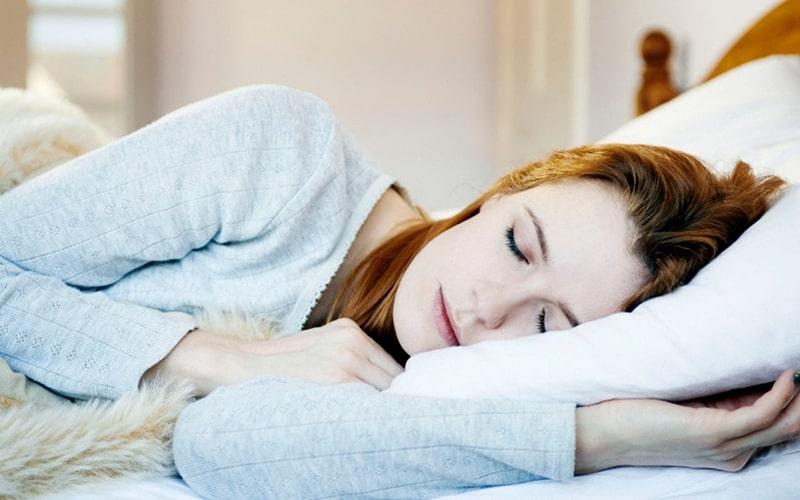 Ngủ đủ giấc sẽ giúp cơ thể khỏe mạnh, tránh bệnh tật