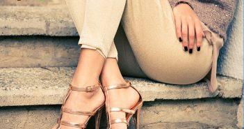 Tác hại của việc đi giày cao gót và cách khắc phục