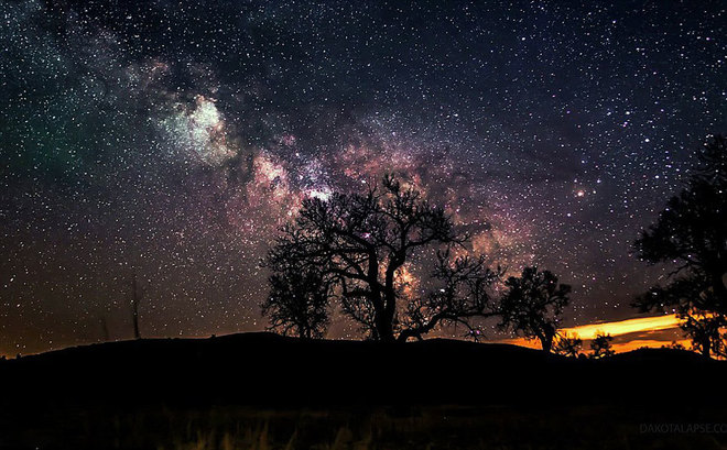 Ngắm bầu trời sao lung linh huyền ảo miền Trung nước Mỹ 3