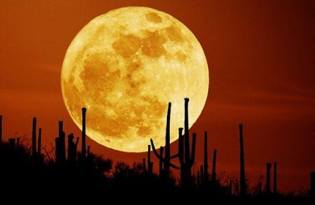 Những địa điểm đẹp để ngắm siêu trăng lớn nhất 100 năm qua