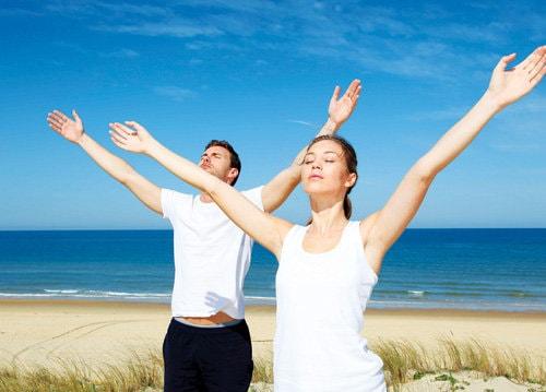 Phương pháp tập thở dưỡng sinh giúp sống thọ và sống khỏe