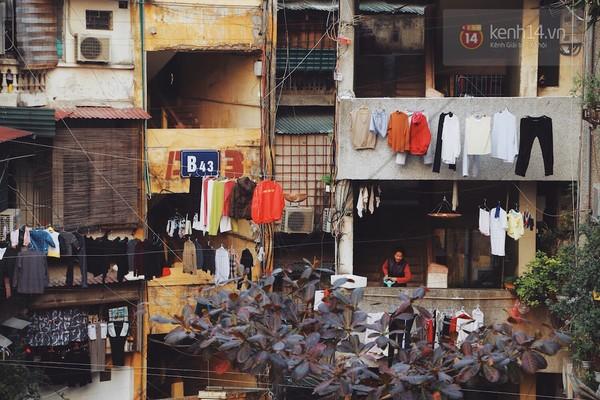 Những khu tập thể cũ - Mảnh kí ức tuổi thơ của người Hà Nội