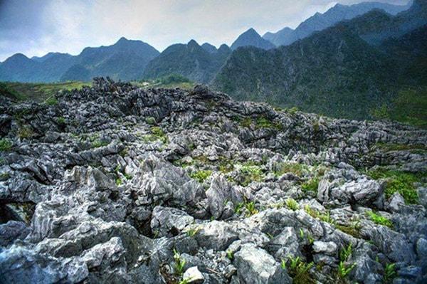 Cao nguyên đá Đồng Văn là công viên địa chất toàn cầu của UNESCO