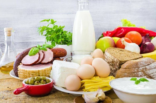Ăn những loại thực phẩm tốt cho bộ nhớ