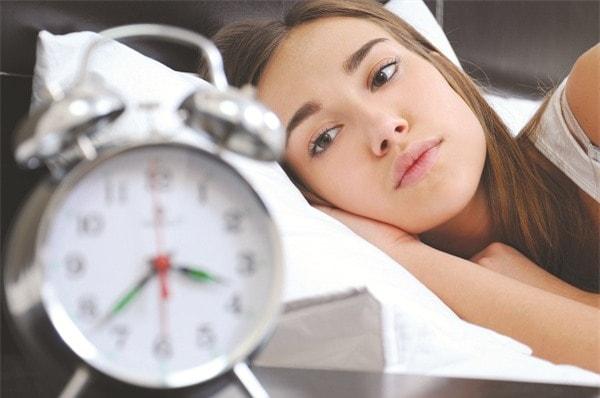 nguyên nhân của rối loạn giấc ngủ