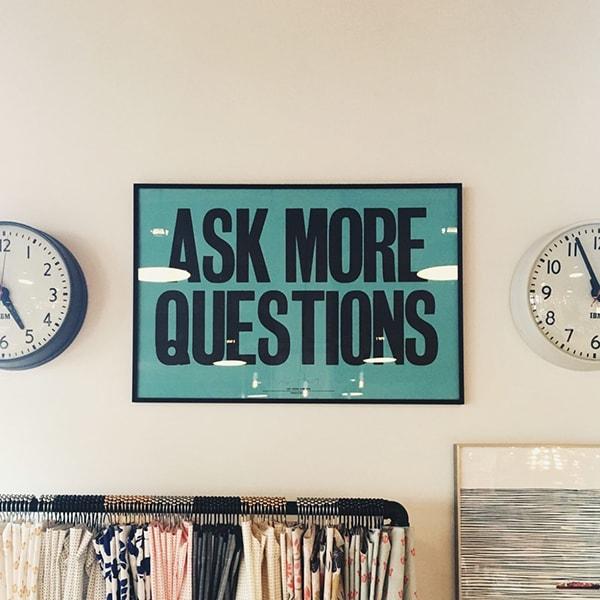 Những câu hỏi bạn cần trả lời về Kinh doanh