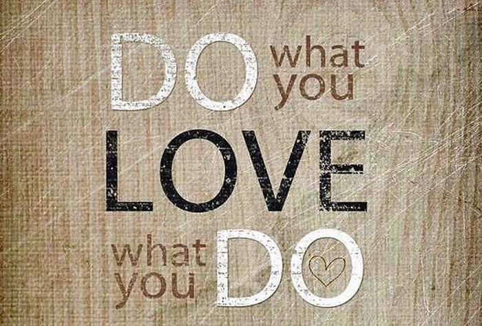 Đam mê là làm những gì bạn thích?