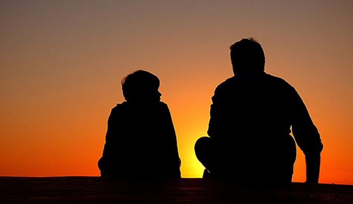 Nhìn con trưởng thành là niềm hạnh phúc của cha mẹ