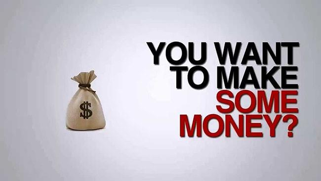 Bạn có muốn kiếm thật nhiều tiền