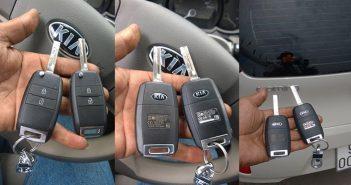 Những điểm bạn cần lưu ý khi làm chìa khóa ôtô