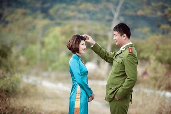 Muốn lấy chồng công an bạn sẽ phải qua ải thẩm tra lý lịch