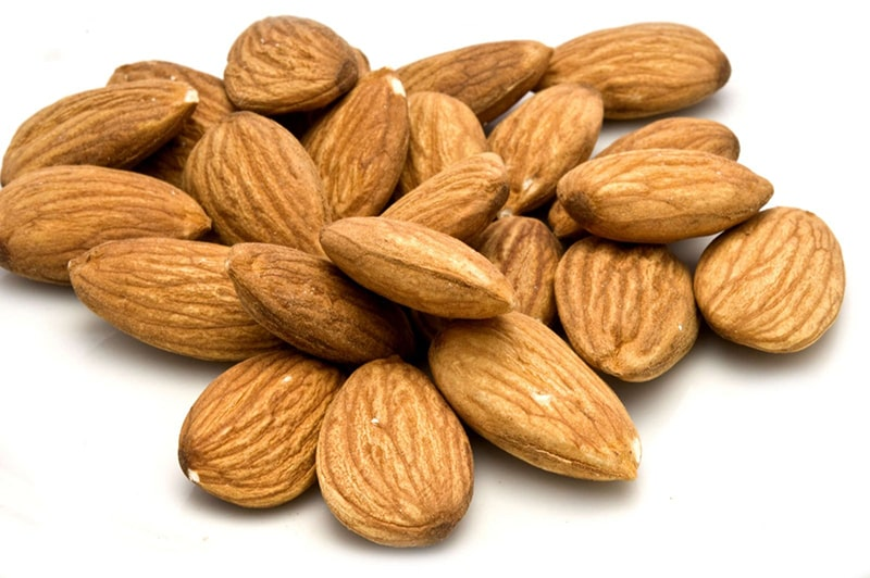 Hạnh nhân có chứa đến 5 loại vitamin khác nhau