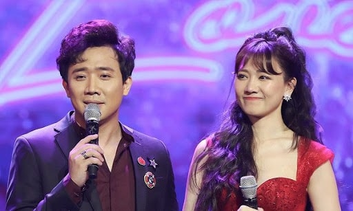 Ca sĩ Hariwon
