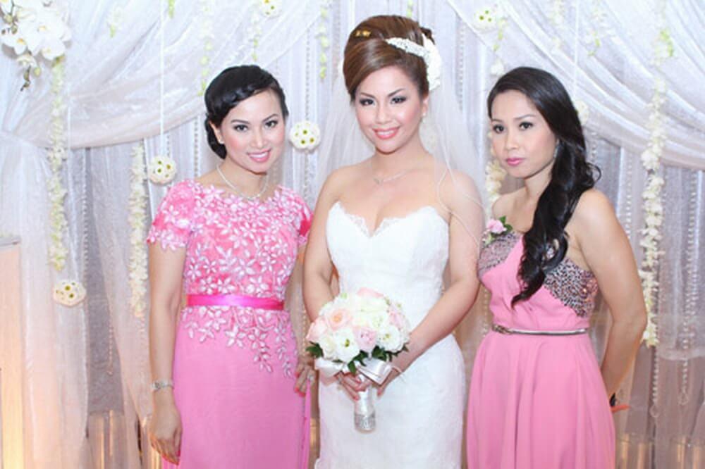 Ba chị em nổi tiếng Minh Tuyết - Cẩm Ly - Hà Phương