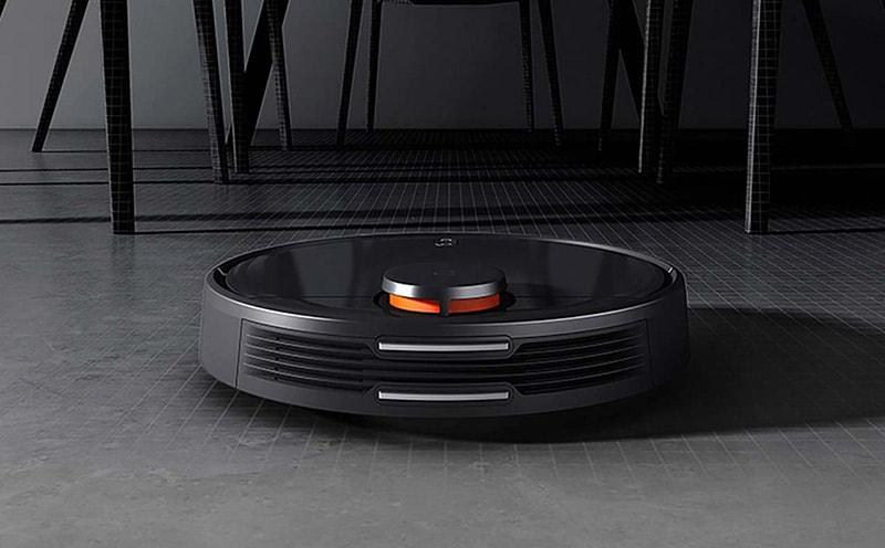 Không thể khởi động robot hút bụi