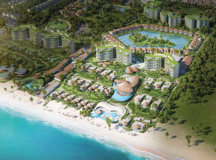 Review dự án Ana Mandara Cam Ranh về vị trí