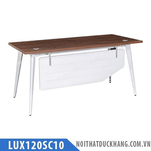 Bàn làm việc LUX120SC10