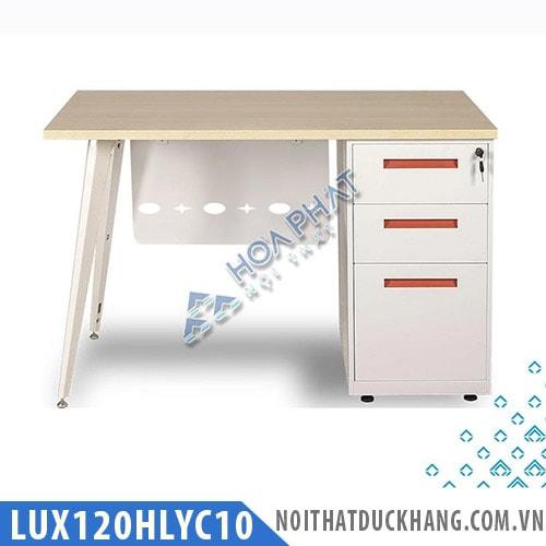 Bàn làm việc LUX120HLYC10