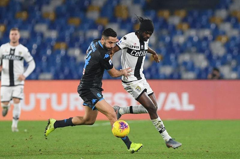Nhân định Thành tích đối đầu: Parma vs Napoli, 0h30 ngày 23/07 giải Serie A