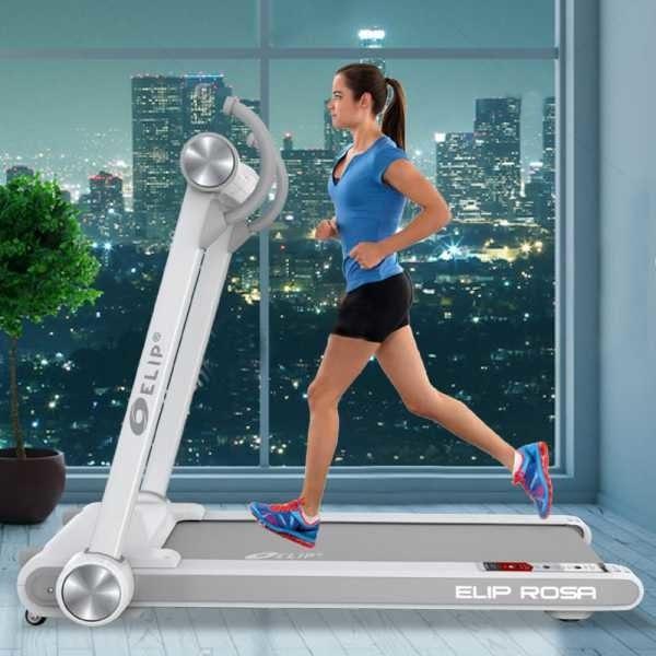 Chạy bộ cùng máy chạy bộ ELIP là cách luyện tập thể thao vừa hiệu quả lại tiết kiệm thời gian.